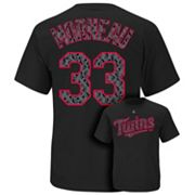 Majestic Minnesota Twins Justin Morneau Featured All-Star Tee - Boys 8-20