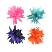 Carter's 4-pk. Ribbon Hair Clips - Baby