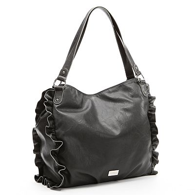 Nine and Co. Ruffled Shopper