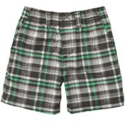 Carter's Plaid Shorts - Baby