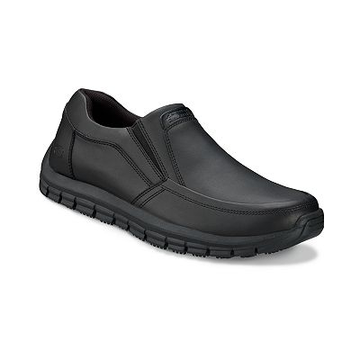 Skechers Relaxed Fit Magma Solace Work Shoes - Men