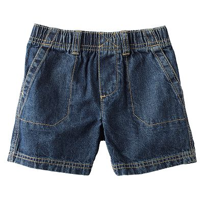 Carter's Denim Shorts - Baby