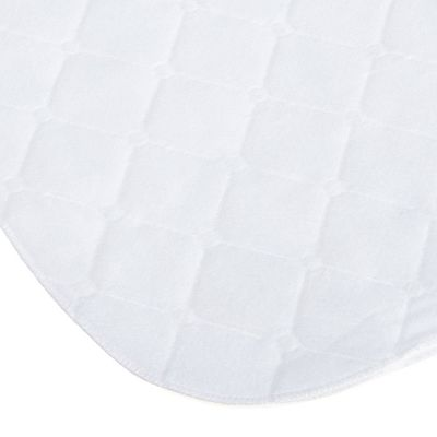 Carter's Waterproof Flannel Crib Pad