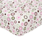 Carter's Fitted Circle Quilted Play Yard Sheet