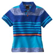 Tony Hawk Feeder Striped Polo - Toddler