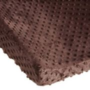 Carter's Dot Velour Changing Pad Cover