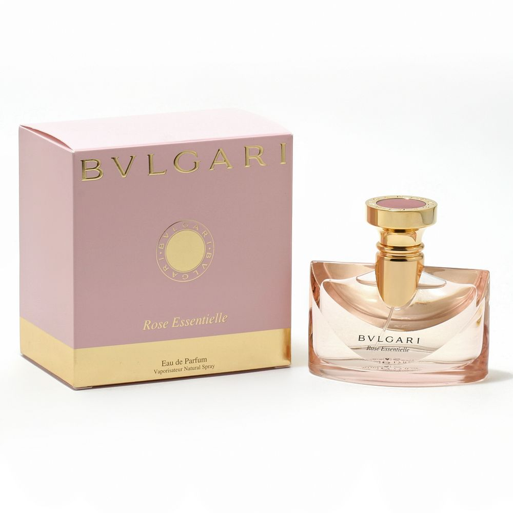 Bvlgari Rose Essentielle Womens Eau De Parfum