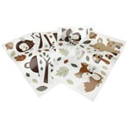 Carter's Forest Friends Wall Decals