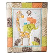 Carter's Wildlife Quilt