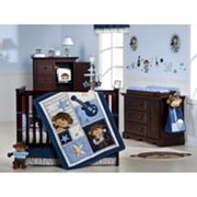 Carter's 4-pc. Monkey Rockstar Crib Set