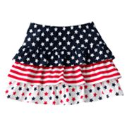 Jumping Beans Stars and Stripes Scooter - Girls 4-7