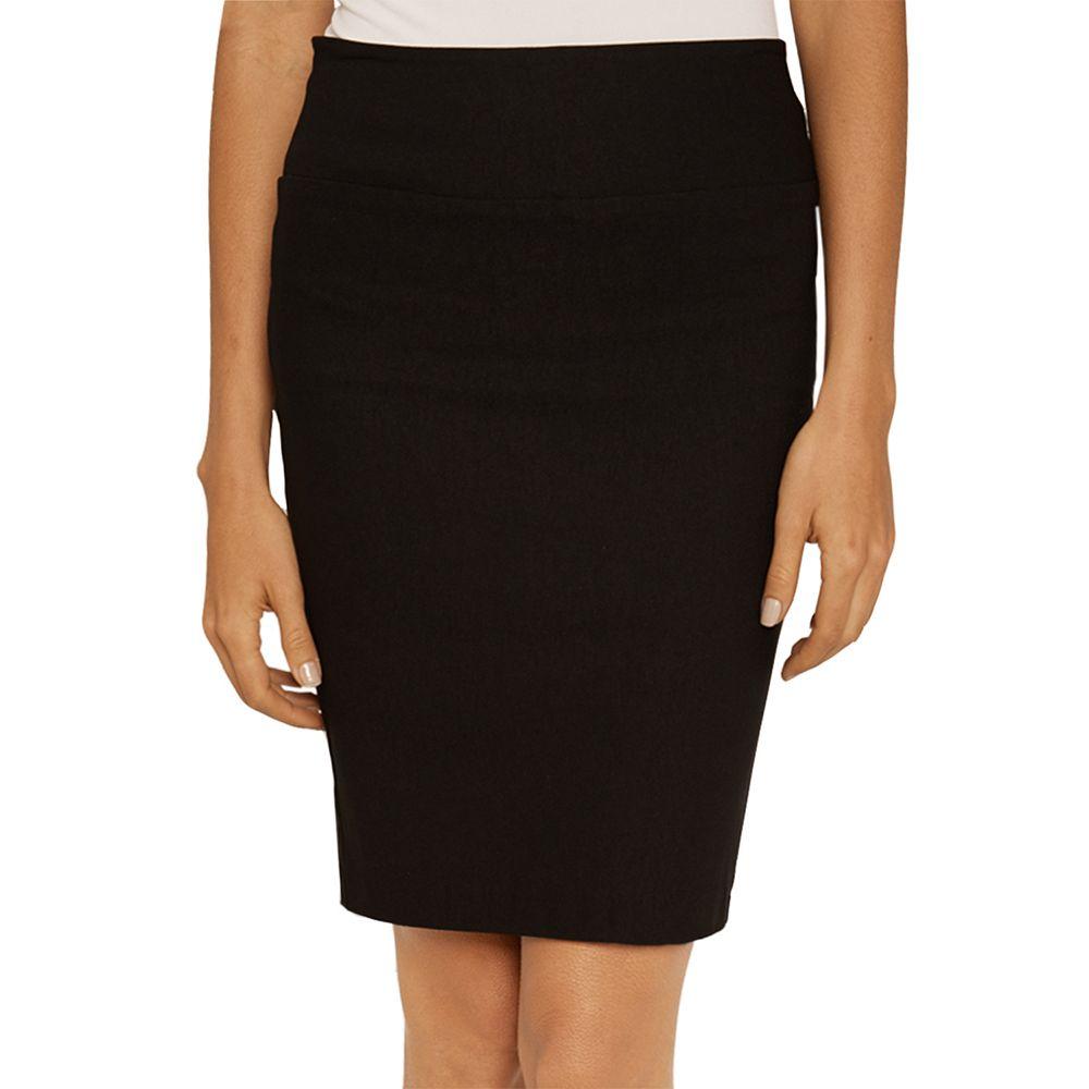 IZ Byer California Pull-On Pencil Skirt