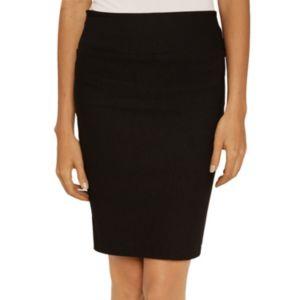 Juniors' IZ Byer California Pull-On Pencil Skirt