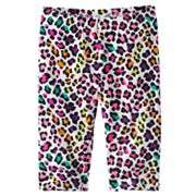 Jumping Beans Cheetah Pedal Pusher Leggings - Girls 4-7