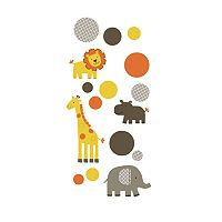 Carter's Sunny Safari Wall Decals