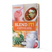Kohl's Cares Good Housekeeping BLEND IT! Cookbook