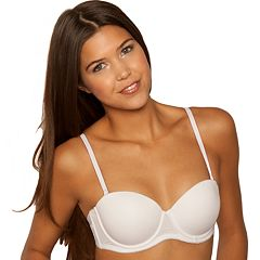 Juniors' SO® Bra: Gimme A Boost Strapless Push-Up Bra