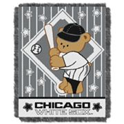 Chicago White Sox Baby Jacquard Throw by Northwest