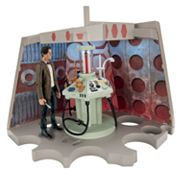 Doctor Who Junk Yard Tardis Console Set