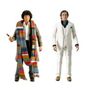 Doctor Who City of Death Action Figure Set