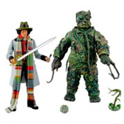 Doctor Who The Seeds of Doom Action Figure Set