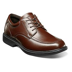 Nunn Bush Bourbon Street Men's KORE Moc Toe Oxford Dress Shoes