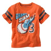 Carter's Grand Slam Baseball Tee - Baby