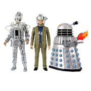 Doctor Who Enemies of the First Doctor Action Figure Set