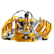 Doctor Who Tardis Console Room Micro-Figure Set