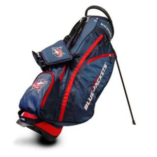 Team Golf Columbus Blue Jackets Fairway Stand Bag