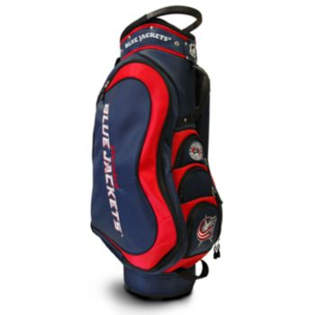 Team Golf Columbus Blue Jackets Medalist Cart Bag
