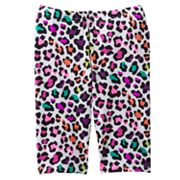 Jumping Beans Cheetah Pedal Pusher Leggings - Toddler