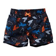 OshKosh B'gosh Shark Swim Trunks - Baby