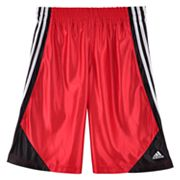 adidas Zone D 3.0 Basketball Shorts - Boys 8-20