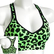 SO Yoga Racerback Push-Up Bra