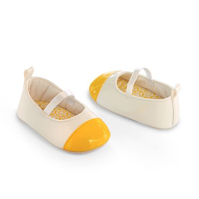 Carter's Mary Jane Crib Shoes - Baby