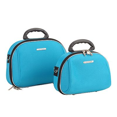 Rockland Luca Vergani 2-pc. Cosmetic Bag Set