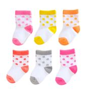 Carter's 6-pk. Dot Socks - Baby