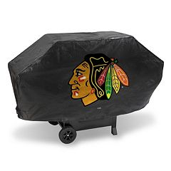 Chicago Blackhawks Deluxe Grill Cover