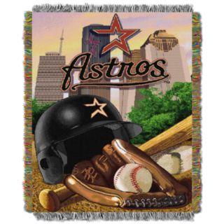Houston Astros Tapestry Throw by Northwest