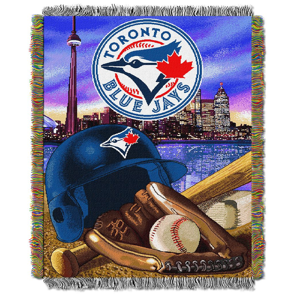 Toronto Blue Jays Tapestry Throw by Northwest