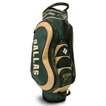 Team Golf Dallas Stars Medalist Cart Bag