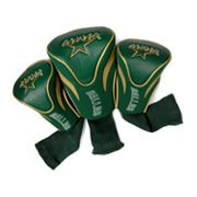 Team Golf Dallas Stars 3-pc. Contour Head Cover Set