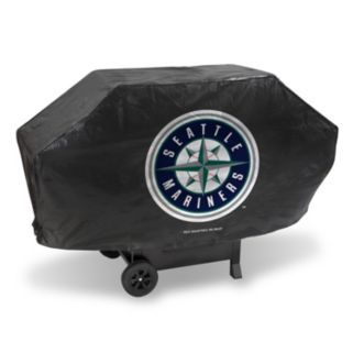 Seattle Mariners Vinyl Grill Cover