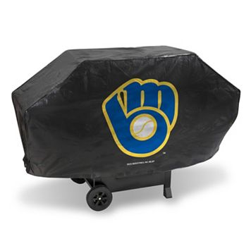 Milwaukee Brewers Vinyl Grill Cover