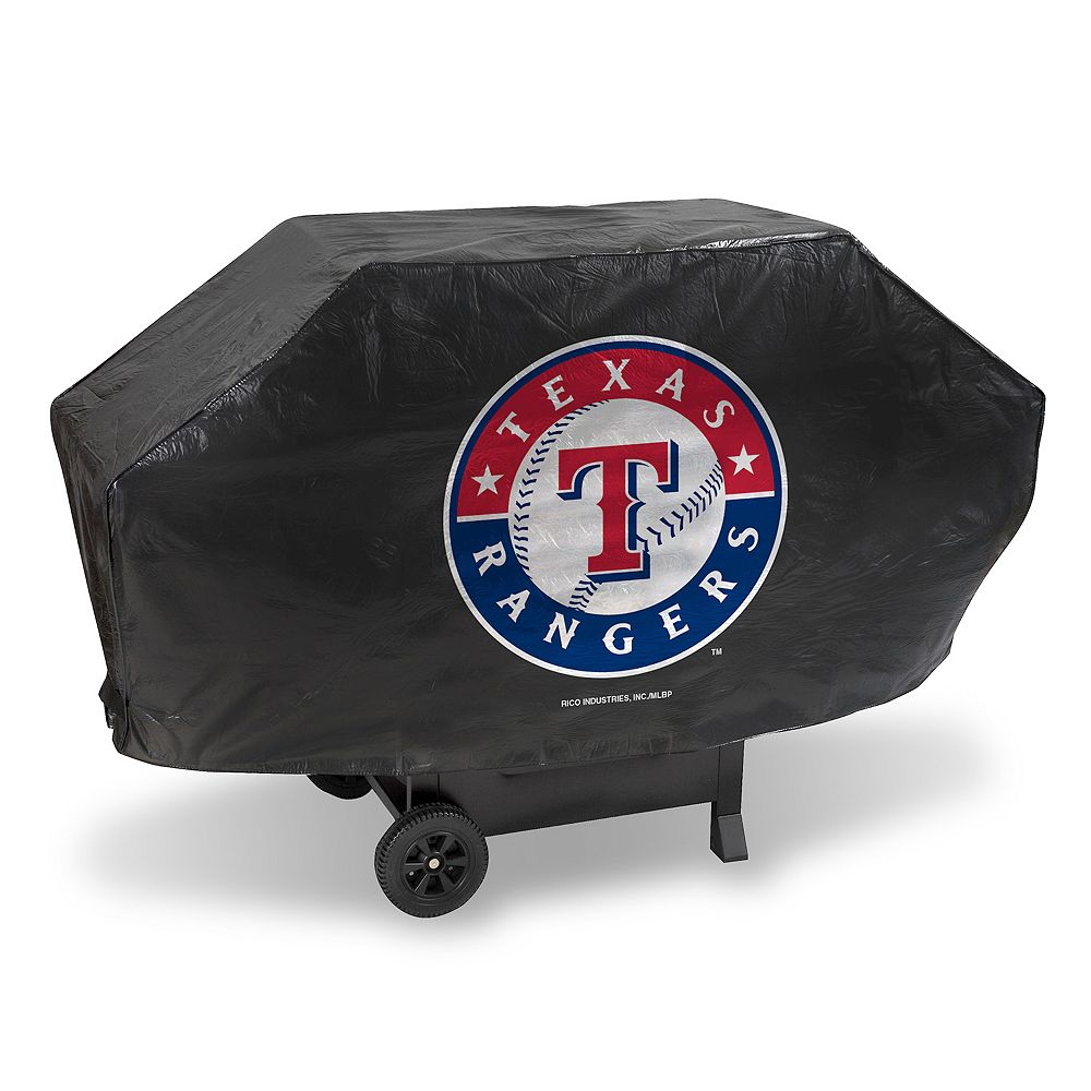 Texas Rangers Vinyl Grill Cover