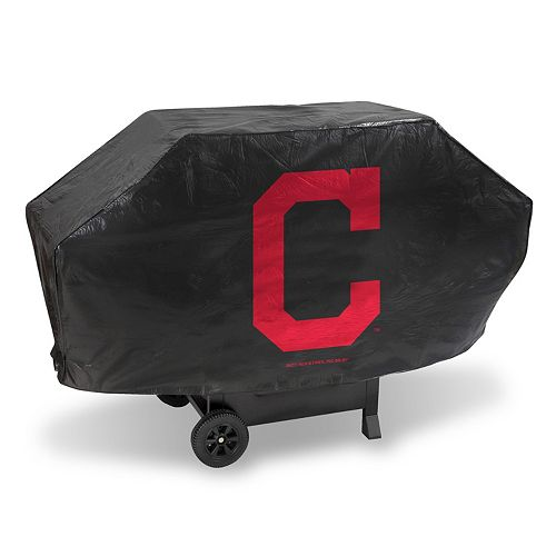 Cleveland Indians Vinyl Grill Cover