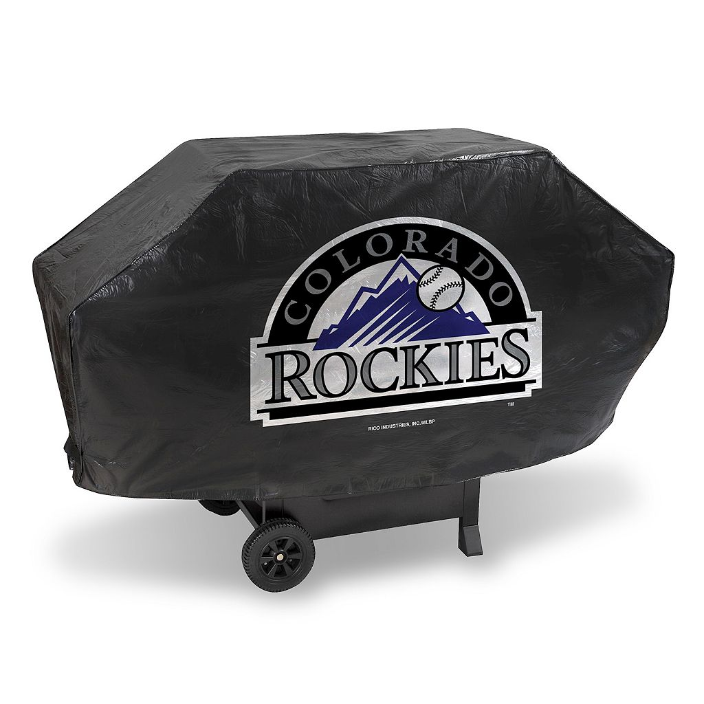 Colorado Rockies Vinyl Grill Cover