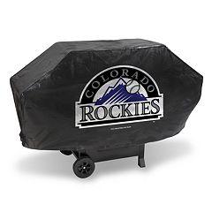 Colorado Rockies Vinyl Grill Cover