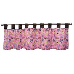 Trend Lab Lola Fox & Friends Window Valance